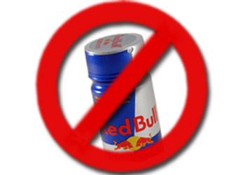 Energy Drinks Verbot