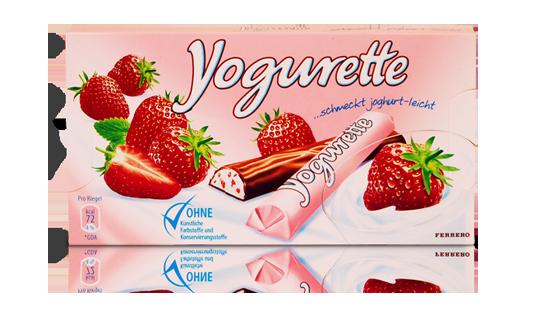 Ferrero Yogurette  foodwatch