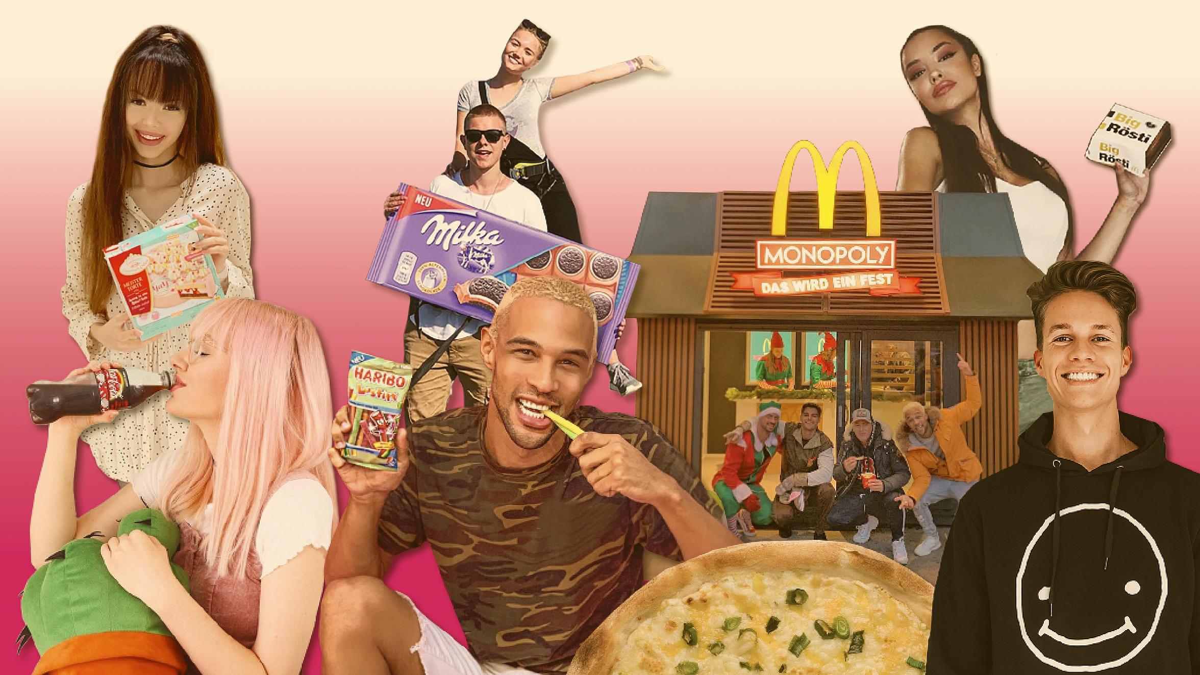 Junkfluencer: So ködern McDonald's, Coca-Cola & Co. Kinder in sozialen Medien